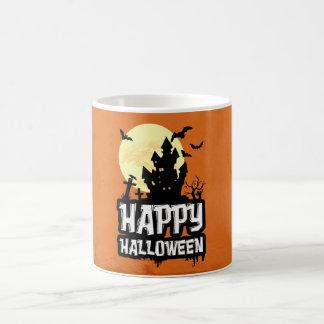 Taza De Café Feliz Halloween
