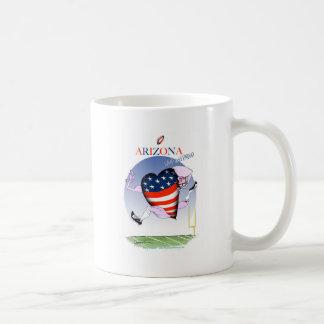 Taza De Café fernandes tony ruidosos y orgullosos de Arizona,