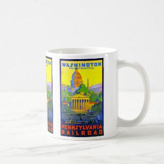Taza De Café Ferrocarril de Pennsylvania a la C.C. de