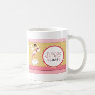 Taza De Café fiesta de bienvenida al bebé