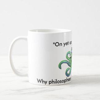 Taza De Café Filosofía de los pulpos