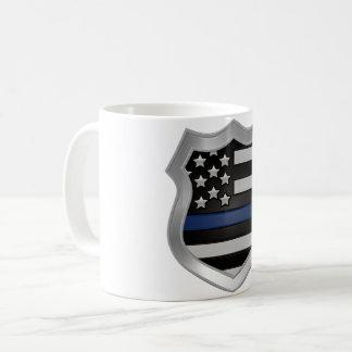 Taza de café fina de Blue Line
