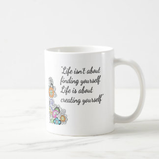Taza De Café Finding yourself MUG