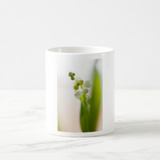 Taza De Café Flor del lirio de los valles