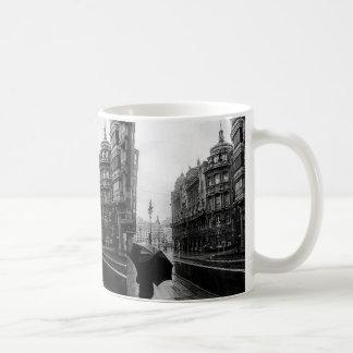 Taza De Café Foto blanco y negro de Classc, Bilbao España
