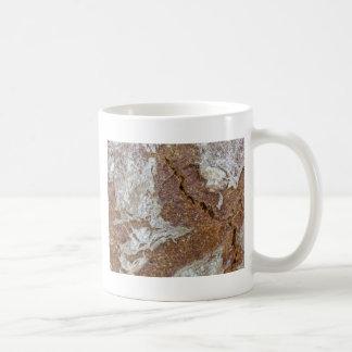Taza De Café Foto macra de la superficie del pan marrón de Ger