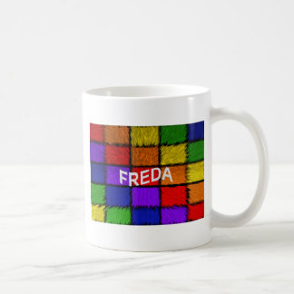 TAZA DE CAFÉ FREDA