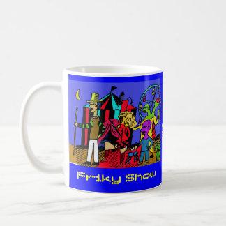 Taza De Café Friky Show