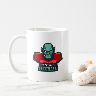 Taza De Café Fútbol de la fantasía