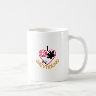 Taza De Café Galgo