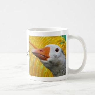 Taza De Café ¡Ganso!