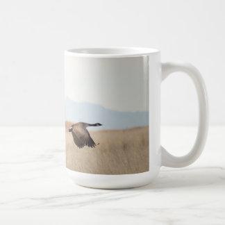 Taza De Café Gansos en vuelo