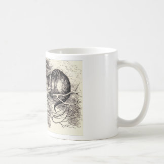 Taza De Café Gato de Cheshire