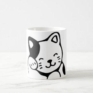 Taza De Café gato v