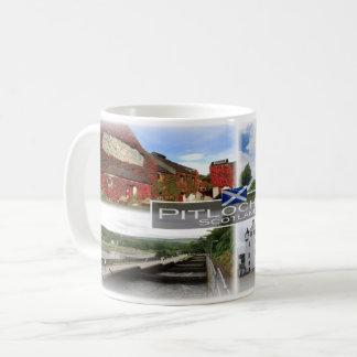 Taza De Café GB Escocia - Pitlochry -