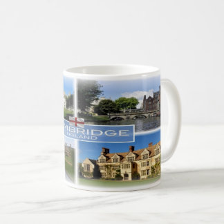 Taza De Café GB Inglaterra - Cambridge -