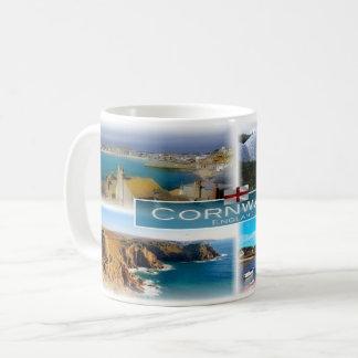 Taza De Café GB Inglaterra - Cornualles -