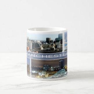 Taza De Café GB Inglaterra - Manchester -