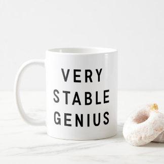 Taza De Café Genio muy estable