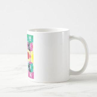 Taza De Café Geometría