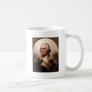 Taza De Café George Washington