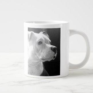 Taza De Café Gigante Americano Pitbull