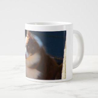 Taza De Café Gigante Diciendo no
