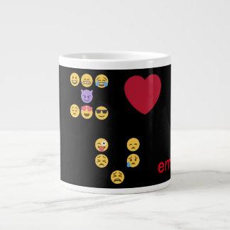 Taza De Café Gigante Emoji