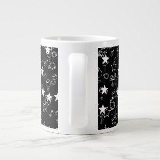 Taza De Café Gigante Estrellas