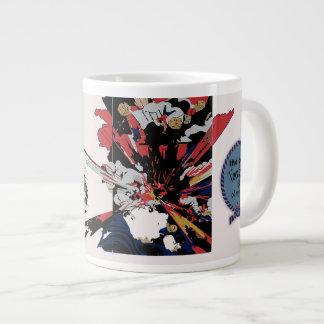 Taza De Café Gigante explosión