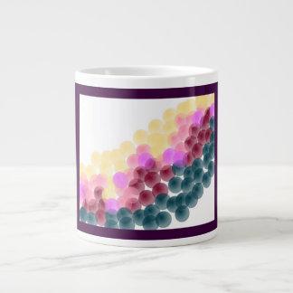 "Taza De Café Gigante ""Taza enorme del paquete de la burbuja"""