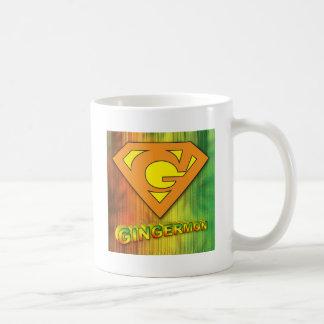 Taza De Café Gingermon