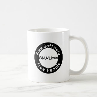 Taza De Café GNU/Linux