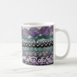 Taza De Café ¡Gota diaria!  ¡Las señoras de la tienda de la