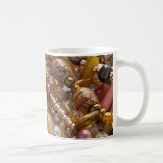 Taza de café gota natural de Earthtone, del ámbar