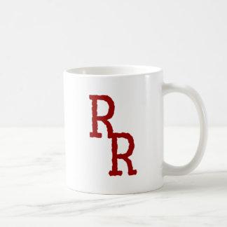 Taza De Café Grabaciones de Rorshach (RR rojo y LP rojo)