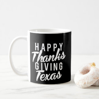 Taza De Café Gracias felices agradables que dan la impresión de