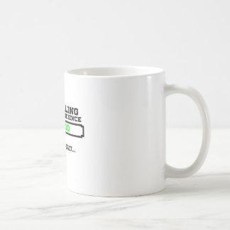 Taza De Café grado de informática
