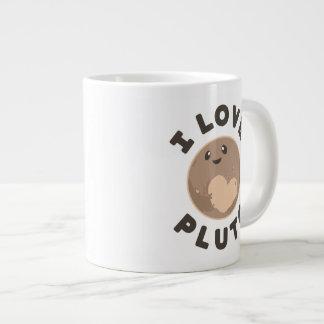 Taza De Café Grande Amo Plutón