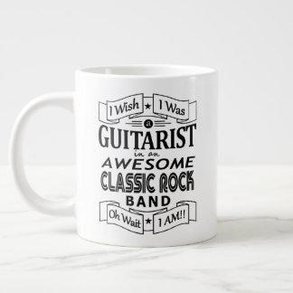 Taza De Café Grande Banda de rock clásica impresionante del