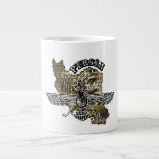 Taza De Café Grande Persa