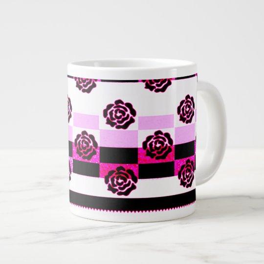 Taza De Café Grande Rosset♥
