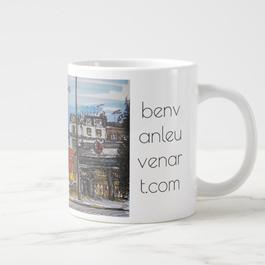 Taza De Café Grande South Kensington Mug