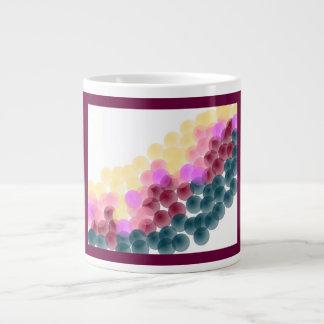 """Taza De Café Grande """"Taza enorme del paquete de la burbuja"""""""