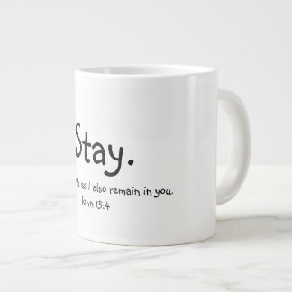 Taza De Café Grande Un recordatorio cariñoso para gozar de él…