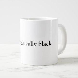 Taza De Café Grande Unapologetically negro