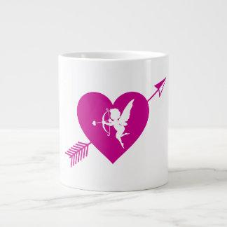 Taza De Café Grande Valentine's Day