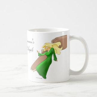 Taza De Café Gryffon y ángel