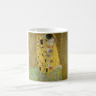 Taza De Café Gustavo Klimt el beso