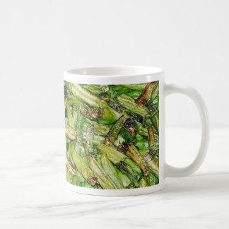 Taza De Café Habas verdes…
